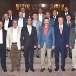 KTTO ve TOBB heyetleri Ankara'da iftarda buluştu
