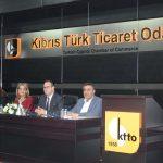 Kıbrıs Türk Ticaret Odası Başkanlığına Turgay Deniz Seçildi