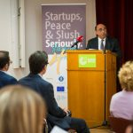 "KTTO'dan ""Startups Peace & Slush""a Destek"