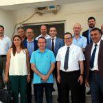 28 Mayıs 2018 - KTTO Güzelyurt Sağlık Merkezi'nin acil servisine bir ziyaret gerçekleştirdi