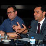 23 Temmuz 2018 - Kıbrıs Türk Ticaret Odası'nın (KTTO) 55'inci Dönem Meclisi'nin 9'uncu toplantısının konuğu Ekonomi ve Enerji Bakanı Özdil Nami oldu