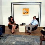 6 Ağustos 2018 - Yurtdışı Kıbrıs Türkleri Birlik Platformu Avustralya Eş Başkanı KTTO'yu ziyaret etti.